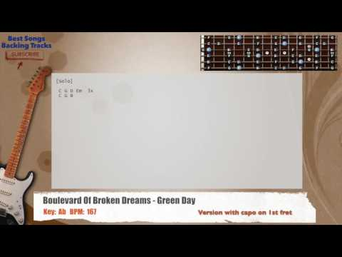 Best Songs Backing Tracks Bsbt Greenday