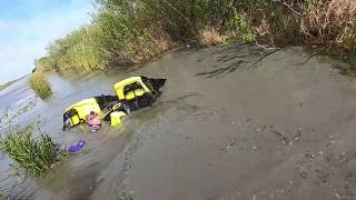 Rubicon snorkel under... Swamp Run
