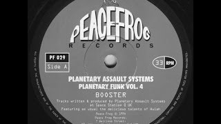 Planetary Assault Systems - Diesel Drudge