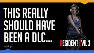 Resident Evil 3 Remake - Review by Skill Up (Video Game Video Review)