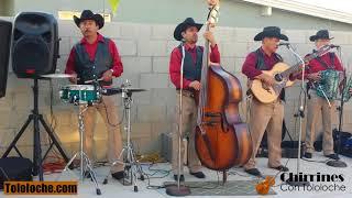 Por esa calle vive - Chirrines Con Tololoche San Bernardino CA 818-290-4645