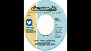 Sanford Townsend Band - Smoke From A Distant Fire (1976)