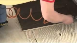 Укладка массивной доски английская палуба(Купить напольные покрытия можно в магазине http://a-parket.com/, 2014-04-06T19:54:55.000Z)