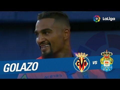 Golazo de Boateng (0-1) Villarreal CF vs UD Las Palmas
