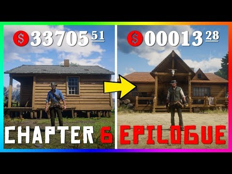 What Things Do You LOSE When You Complete Chapter 6 And Enter The Epilogue In Red Dead Redemption 2?