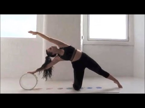 moksha yoga  yin yoga flow for upper body release