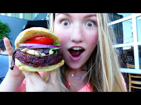BEST VEGAN BURGER! || Restaurant Review!