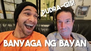 My White Dad Reads Tagalog (Banyaga ng Bayan)