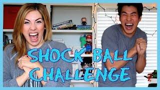 Shock Ball Challenge with Strawburry17