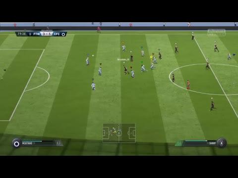 Taça Da liga FTW Legacy vs CF CANELAS 2010 eSports