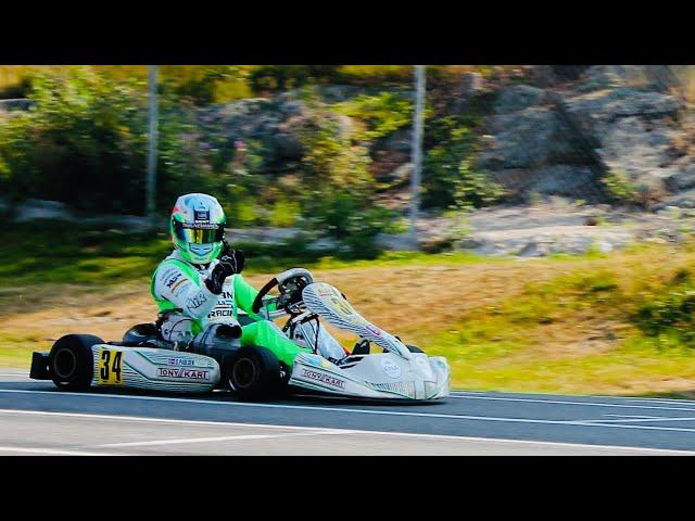 My Guys Tested my Tony Kart KZ - VLog134
