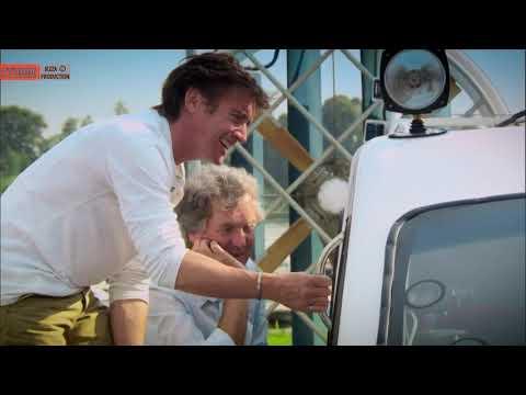 Топ Гир Поездка в Россию (2 эпизод) 22 сезон 1 серия Санкт Петербург Top Gear Trip To Russia
