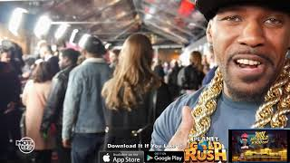 CREED 2 Movie Interview - DRAGO & HipHopGamer Talks Gaming & Boxing