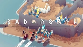 BAD NORTH   ВЫСОКАЯ СЛОЖНОСТЬ. Тактика без лучников