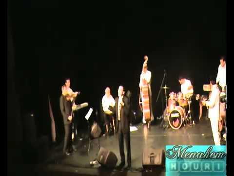 יובל טייב במחרוזת תוניסאית  | קונצרט בפריז 2010