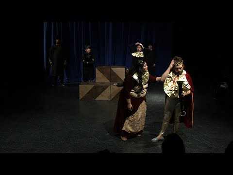 """Hartnell College's Production of """"Ubu Roi"""""""