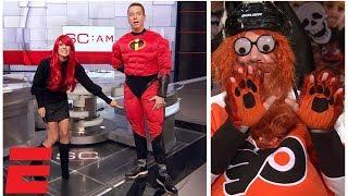 Who won the ESPN Halloween 2018 costume contest? | ESPN
