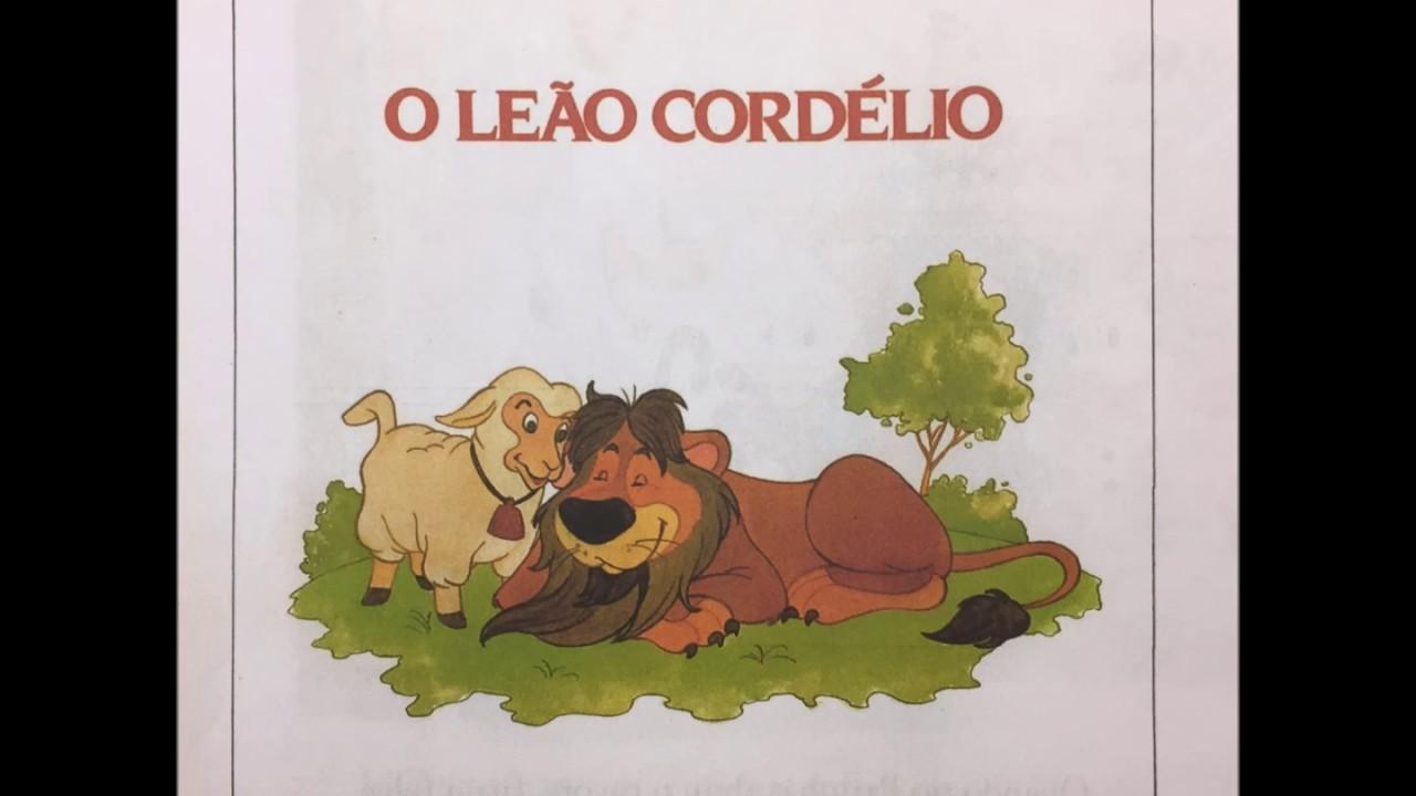 Classicos Disney O Leao Cordelio 1987 Youtube