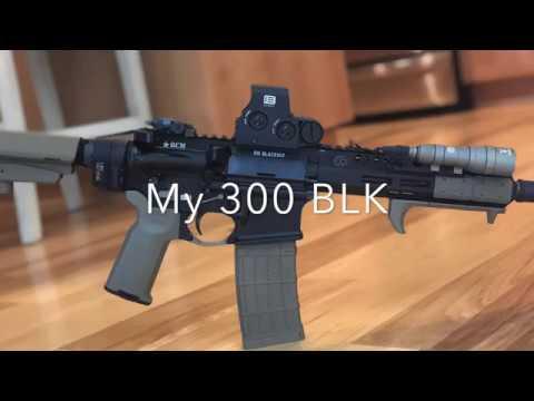BCM 300 BLK, THE TRUCK GUN....