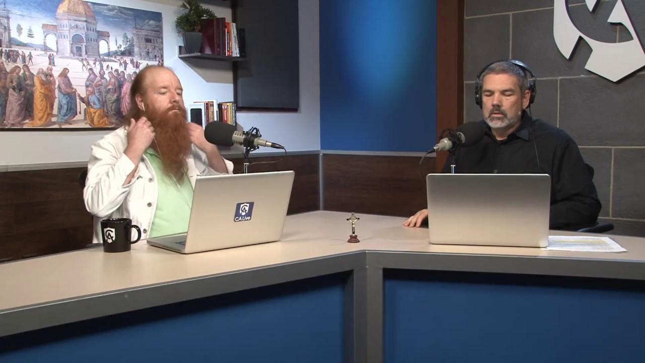 Jimmy Akin: Open Forum - Catholic Answers Live - 06/27/19