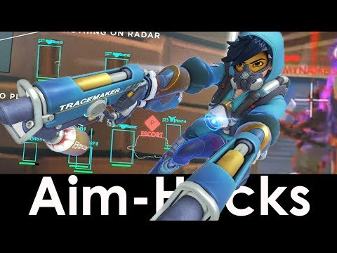 Aim-Hacking in Overwatch