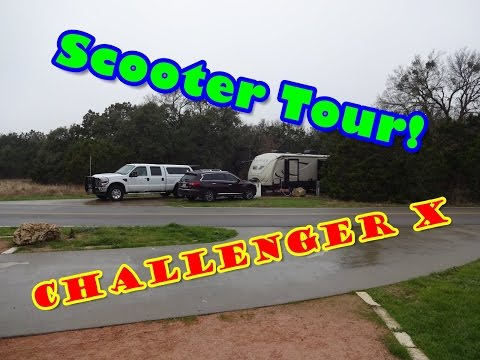 Challenger X Tour Of Camping Loop Mother Neff State Park