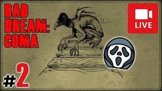 "[Archiwum] Live - Bad Dream: Coma! (1) - [2/2] - ""Szpital, palce i pająki"""