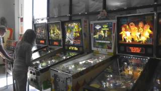 Pinball Hall of Fame Las Vegas 2014 Walkthrough Tour!