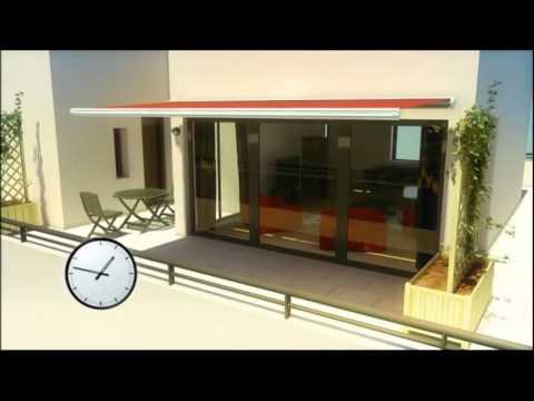 3b Fabbrica Tende Tenda Satellis 200 Wmv Youtube