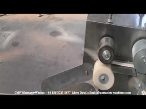 Small Scale  Industrial Bread Crumbs Making Machine Process Line