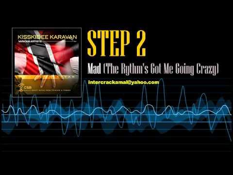 Step 2 - Mad (The Rythm's Got Me Going Crazy)