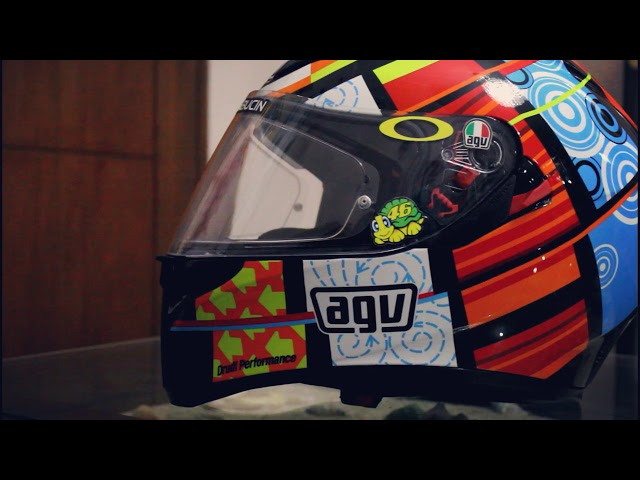 Review Helm AGV K3 SV Indonesia