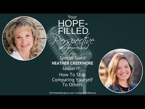 How To Stop Comparing Yourself to Others - Episode 77