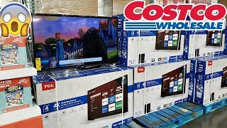 COSTCO ELECTRONICS  SHOP WITH ME DEALS WALK THROUGH 2018