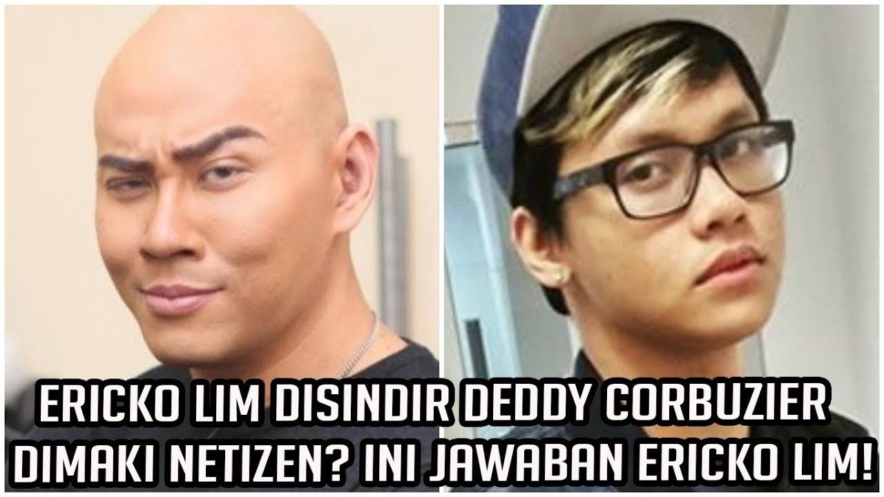 Ericko Lim Disindir Deddy Corbuzier & Dimaki Netizen? Ini