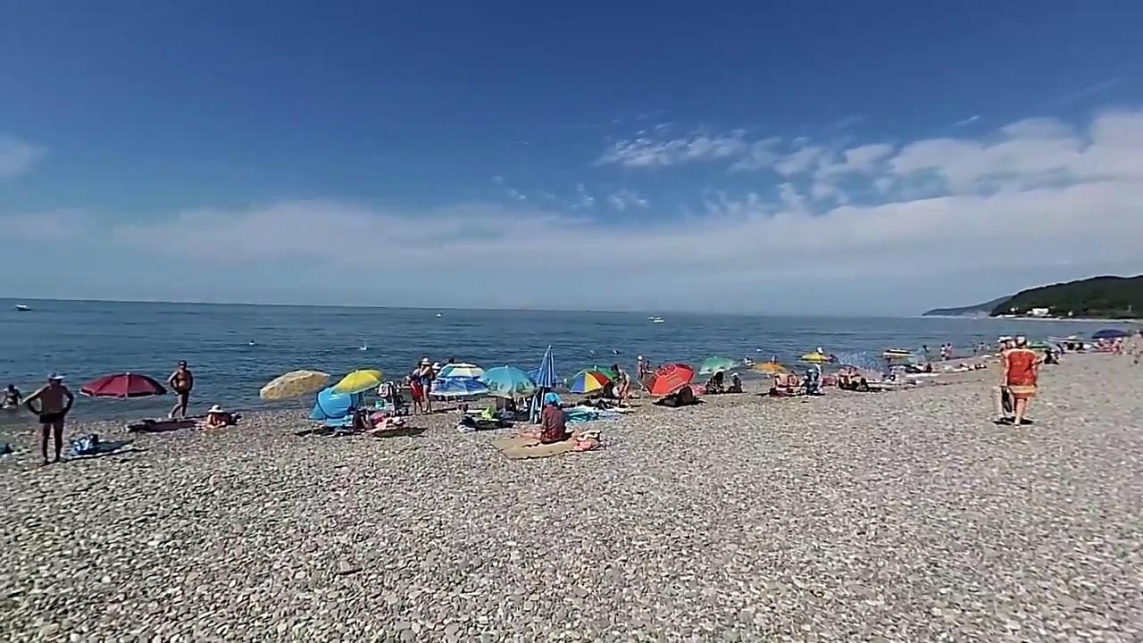 фото пляжа криница