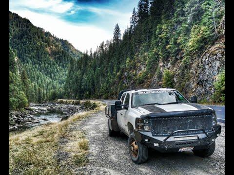 08 Silverado Move Bumper Build