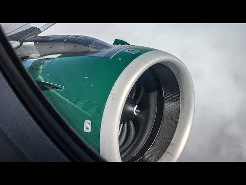 Frontier Airlines A320neo San Diego to Austin - unexpectedly nice!