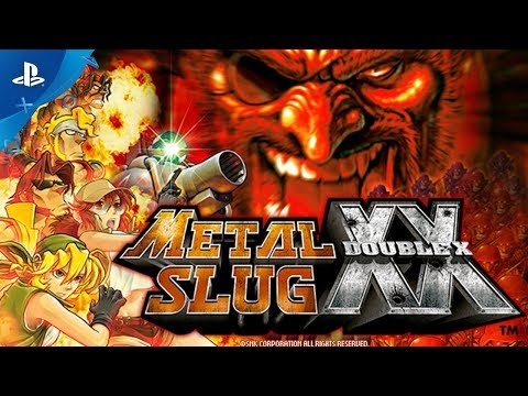 Metal Slug XX - Launch Trailer | PS4