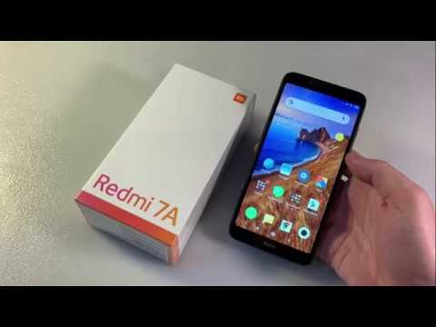Обзор Xiaomi Redmi 7A 2/32GB