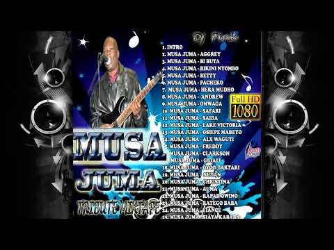 MUSA JUMA TRIBUTE MIXTAPE (DJ PINK THE BADDEST)