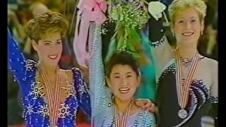 BBC2 clip - 1989 World Figure Skating Championships