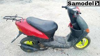 Не заводится скутер Suzuki Lets