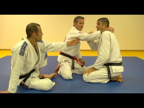New Year's Jiu-Jitsu Resolution: How to Apply Self-defense in EVERY Roll (Feat. Master Pedro Sauer)