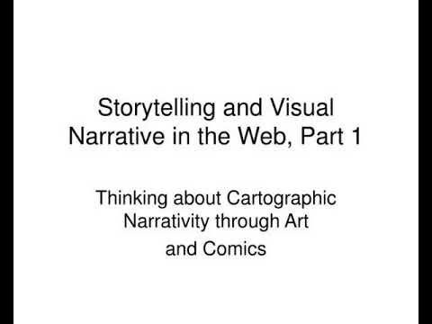 storytelling and visual narrative in the web part 1