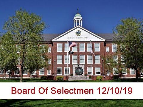 2019-12-10-hingham-board-of-selectmen