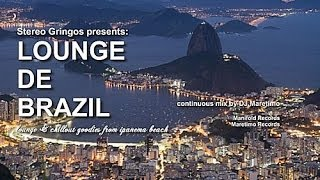 DJ Maretimo - Lounge De Brazil (Full Album) 3 Hours, HD, Football WM 2014
