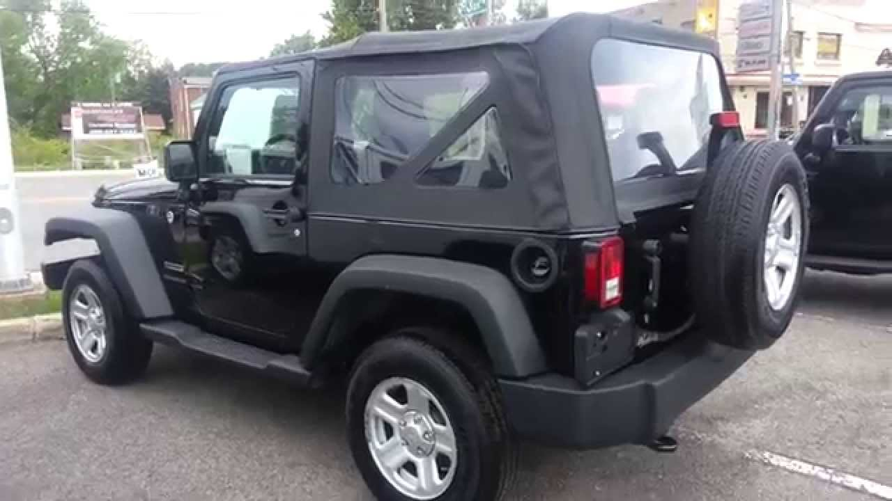 jeep wrangler 2015 d 39 occasion vendre youtube. Black Bedroom Furniture Sets. Home Design Ideas