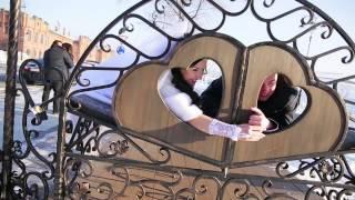Красивая свадьба Зимнее свадебное видео в городе Владивосток Видеооператор на свадьбу 2018