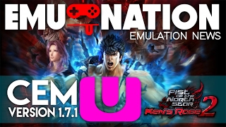 Fist of the North Star Kens Rage 2 (Wii-U) Emulated to PC